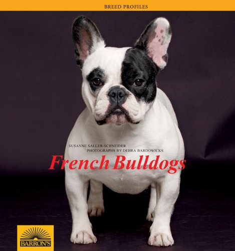 9780764165450: French Bulldogs (Breed Profiles Series)