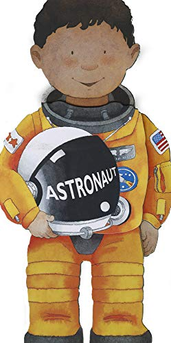 9780764165733: Astronaut (Little People Shape Books)