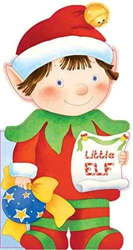 9780764165771: Little Elf (Mini People Shape Books)