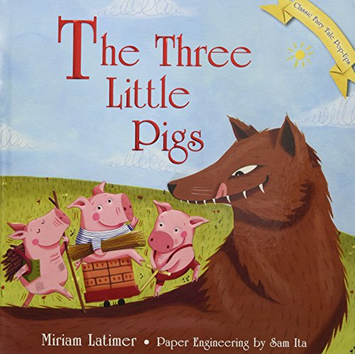 9780764165993: The Three Little Pigs (Classic Fairy Tale Pop-Ups)