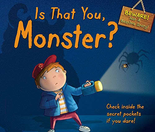9780764166082: Is That You, Monster?: Check Inside the Secret Pockets If You Dare!