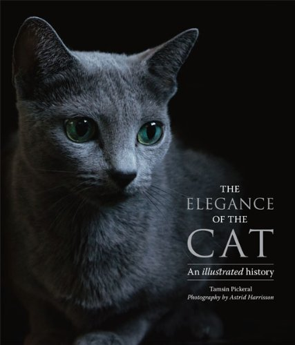 9780764166150: The Elegance of the Cat: An Illustrated History