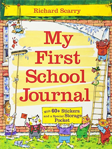9780764166211: Richard Scarry's My First School Journal