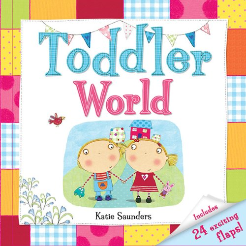 9780764166266: Toddler World: Includes 24 Exciting Flaps! (Toddler Books)