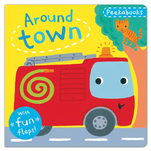9780764166273: Around Town (Peekabooks)