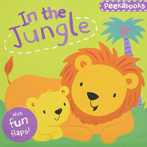 9780764166297: In the Jungle (Peekabooks)