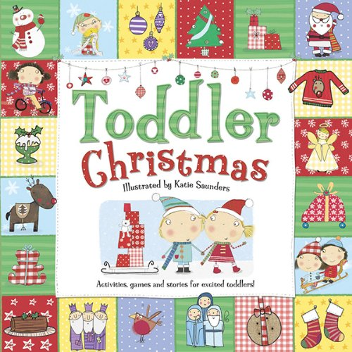 9780764166310: Toddler Christmas: Activities, Games, and Stories for Excited Toddlers (Toddler Books)