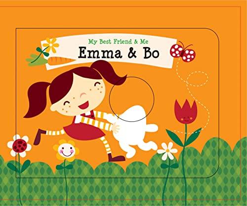 9780764166358: Emma & Bo Finger Puppet Book: My Best Friend & Me Finger Puppet Books