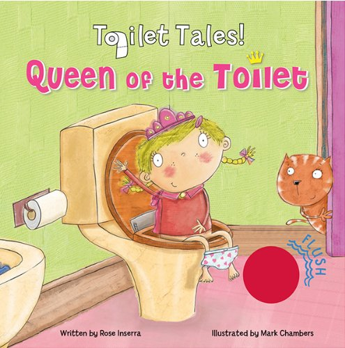 Admirable 9780764166594 Queen Of The Toilet Toilet Tales Andrewgaddart Wooden Chair Designs For Living Room Andrewgaddartcom