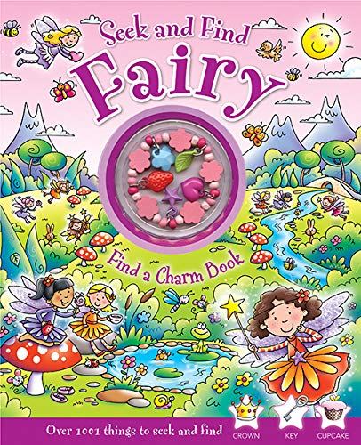 9780764166969: Seek and Find Fairy: Find a Charm Book