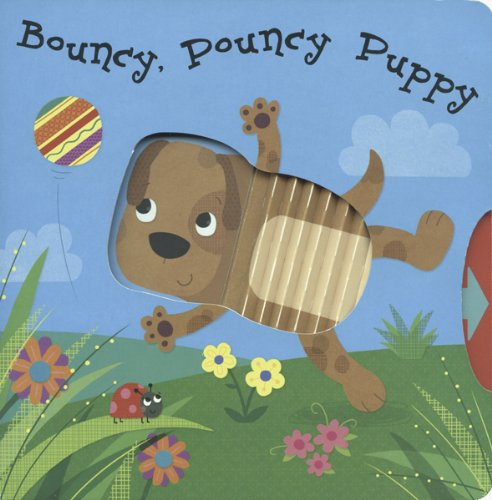 9780764166983: Bouncy, Pouncy Puppy (Cheery Chasers)
