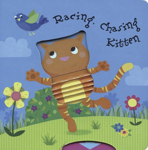 9780764167010: Racing, Chasing Kitten (Cheery Chasers)