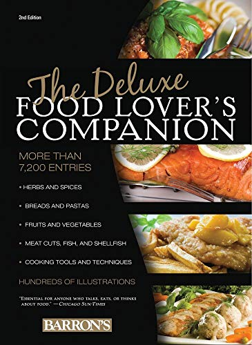 9780764167034: The Deluxe Food Lover's Companion