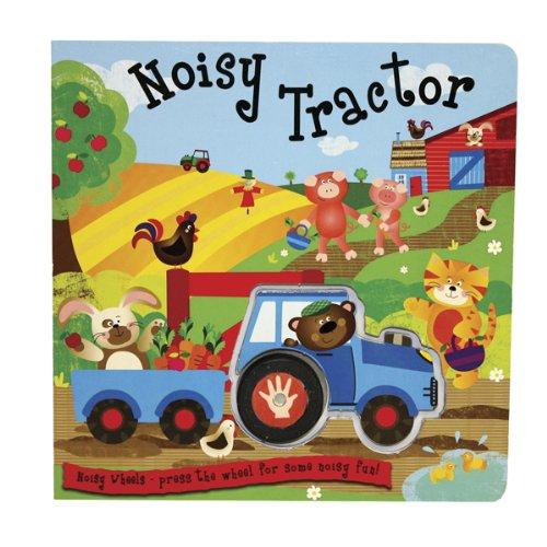 9780764167058: Noisy Tractor: Press the Wheel for Some Noisy Fun!