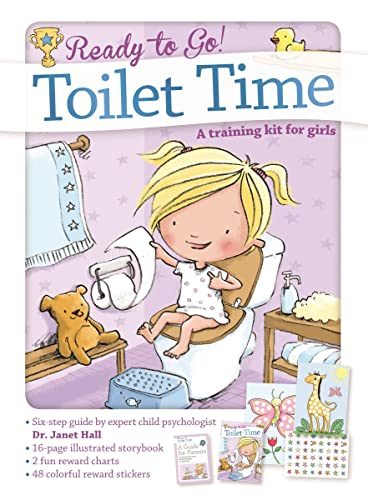 9780764167287: Toilet Time: A Training Kit for Girls (Ready to Go!)