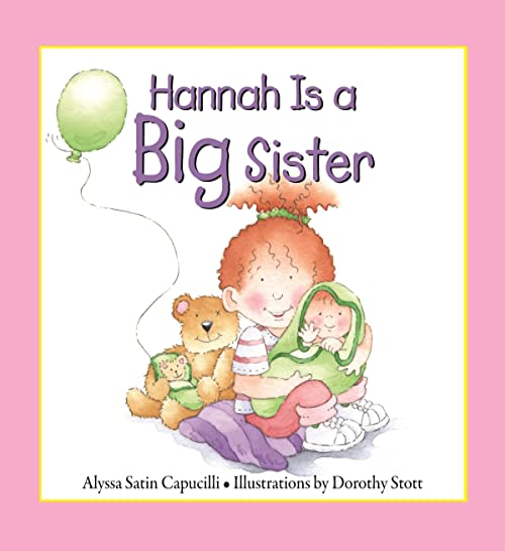 9780764167508: Hannah Is a Big Sister (Hannah & Henry Series)
