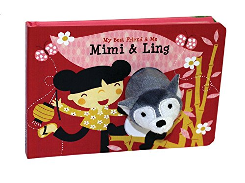 9780764167652: Mimi & Ling Finger Puppet Book: My Best Friend & Me Finger Puppet Books