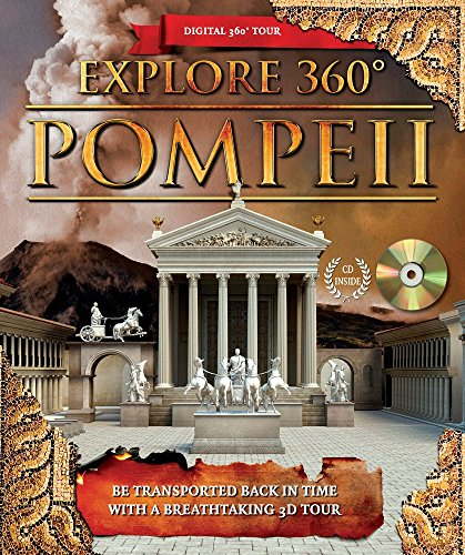 9780764167669: Explore 360° Pompeii: Be Transported Back in Time with a Breathtaking 3D Tour (Digital 360 Degree)