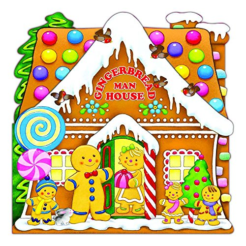 9780764167843: Gingerbread Man House