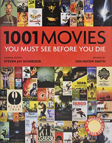 9780764167904: 1001 Movies You Must See Before You Die