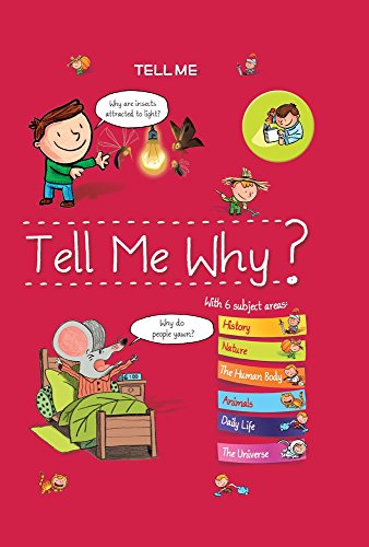 9780764167942: Tell Me Why? (Tell Me Books)