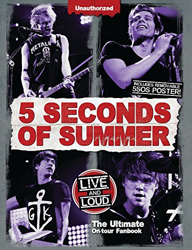 9780764168130: 5 Seconds of Summer: The Ultimate on Tour Fanbook
