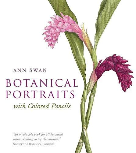 9780764169748: Botanical Portraits with Colored Pencils