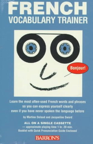 9780764171239: French Vocabulary Trainer (Vocabulary Trainer Series)
