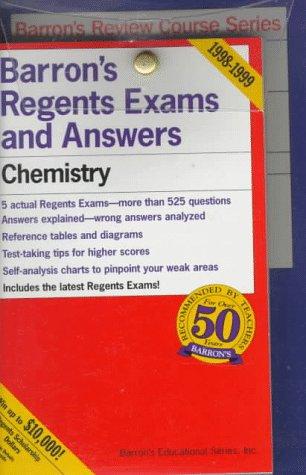 Chemistry the Physical Setting Power Pack (Regents Power Packs) (0764171623) by Tarendash, Albert S.