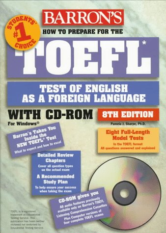 9780764171734: How to Prepare for the Toefl Test: Test of English As a Foreign Language (Barron's How to Prepare for the TOEFL (W/CD))