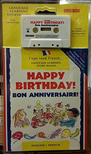 9780764171871: Happy Birthday! Bon Anniversaire! (French Edition)