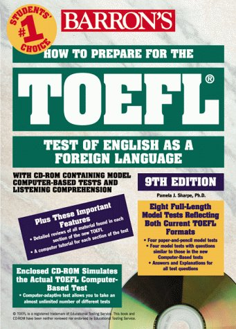 9780764172915: How to Prepare for Toefl (Académique)