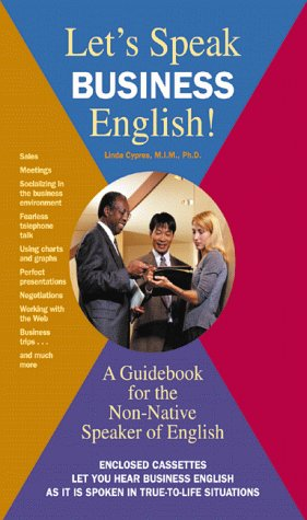 9780764173066: Let's Speak Business English: A Guidebook for the Non-Native Speaker of English