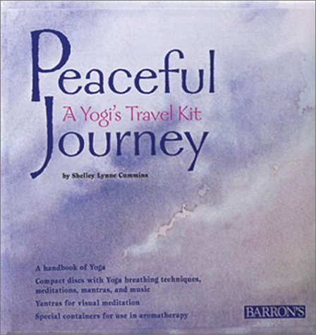 Peaceful Journey: A Yogi's Travel Kit with Book and Other and CD (Audio): Cummins, Shelley ...