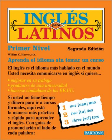 9780764175077: Ingles para Latinos , Level 1 with Audiocassettes (Spanish Edition)