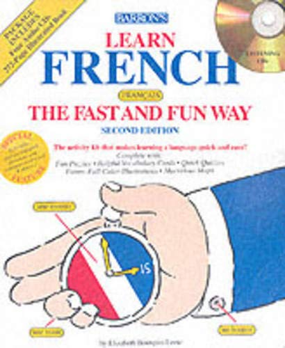 9780764175251: French the Fast and Fun Way with Compact Discs (Fast and Fun Way CD Packages)