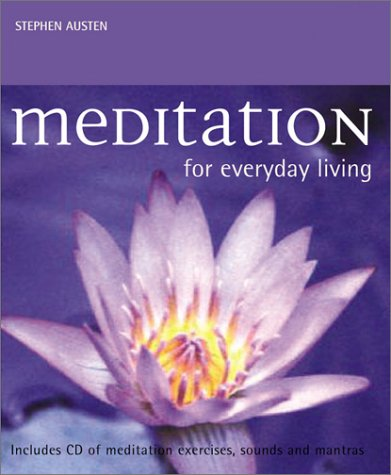 9780764175510: Meditation for Everyday Living: With Audio Compact Disc