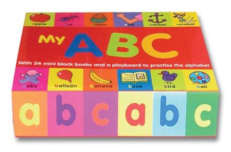 9780764176258: My ABC