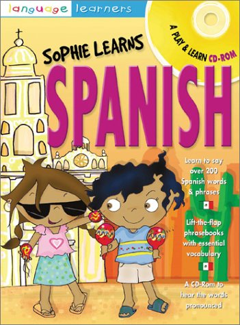 9780764176319: Sophie Learns Spanish (Language Learners)