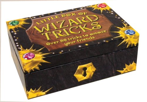 9780764177712: Little Box of Wizard Tricks: Over 80 Tricks to Amaze Your Friends