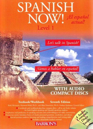 9780764177743: Spanish Now!: Level 1