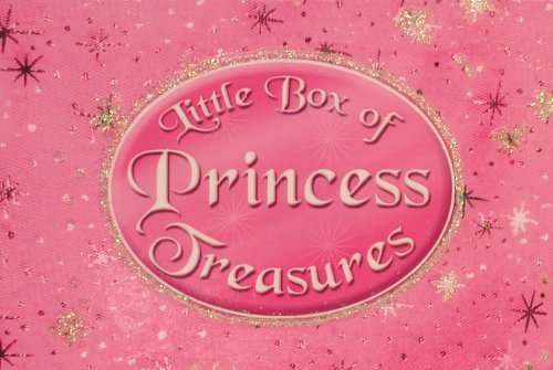 9780764178559: Little Box of Princess Treasures [With Hardcover Book/Softcover Book and Necklace/Ring/Bracelet/Tiara]