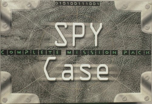 9780764178566: Spy Case: Complete Mission Pack