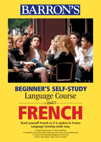 9780764178931: Beginner's Self-Study Course: French (Beginner's Self-Study Language Courses)