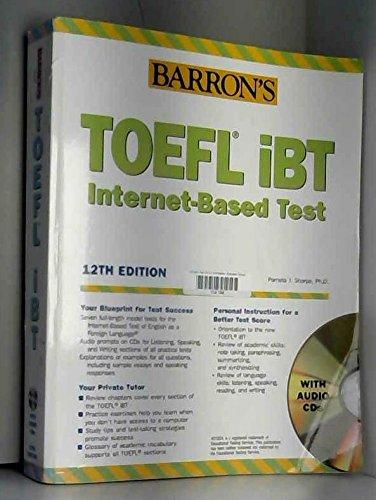 toefl ibt internet based test