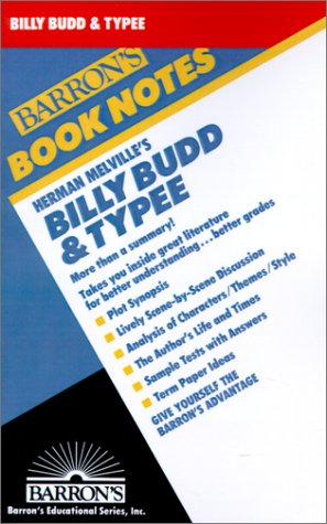 9780764191060: Herman Melville's Billy Budd & Typee (Barron's Book Notes)