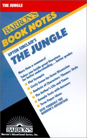 9780764191145: Upton Sinclair's the Jungle (Barron's Book Notes)