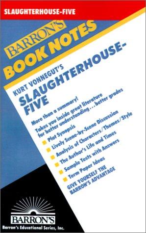 9780764191237: Kurt Vonnegut's Slaughterhouse-Five (Barron's Book Notes)
