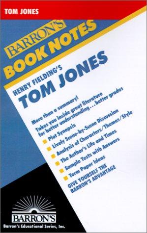 9780764191282: Henry Fielding's Tom Jones (Barron's Book Notes)