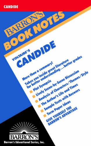 9780764191626: Candide